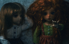 _DSC2302 (Wanderer Soul) Tags: abjd bjd bjddoll bjdphotography fairylandbjd fairyland doll dollphotography littlefee littlefeechloe littlefeemio portrait yosd