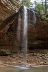 Hocking Hills-22 (saylorty) Tags: hockinghills hocking hills state park columbus ohio logan ash cave ashcave cedarfalls cedar falls waterfall hiking nature beautiful