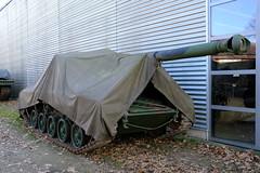 Jagdpanzer Kürassier (270862) Tags: puma munster tank panzer museum simulator jagdpanzer kürassier cruiser a34 comet t62 leopard1