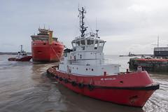 Sir David Attenborough (Leechy8) Tags: boat boatymcboatface sirdavidattenborough rrssirdavidattenborough mersey rivermersey cammell cammelllaird birkenhead dock wirral explorer