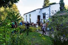 """Wandelwoche 2018 - Die Häuser denen, die drin wohnen – Wohnprojekte in Potsdam-Babelsberg • <a style=""""font-size:0.8em;"""" href=""""http://www.flickr.com/photos/130033842@N04/47403065312/"""" target=""""_blank"""">View on Flickr</a>"""
