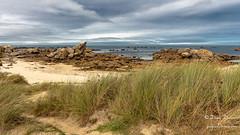 Ménéham la Côte et ses rochers (croqlum) Tags: france finistère paysage kerlouan côte ménéham bretagne coast landscape