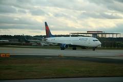 Delta N820DN Boeing 737-900 Atlanta - February 2019 (formulanone) Tags: deltaairlines delta n820dn boeing737 boeing 737900 b739 atlanta atl katl fnflown