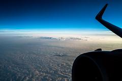 Volando sobre Monterrey (gyogzz) Tags: vuelo airplane sony alpha a7sii sonyalpha photographie lightroom fotografía sky clouds