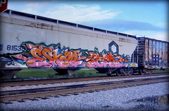 eskae - scan (timetomakethepasta) Tags: eskae scan wh 4s stv da cfc rg freight train graffiti art grainer hopper rock island route