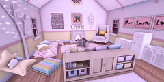 Play House (AlyceAdrift) Tags: play playtime house kid child pretend fantasy imagination pastel colorful safe sfw kidfriendly family cozy