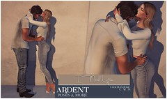 Ardent Poses - I Need You Ad (Ardent Poses) Tags: secondlife second life sl avatar 2nd 2ndlife avi virtual vr 3d inworld poses pose ardent photography people exclusive avatars event love couple couples release new hold broderick logan ena roane enaroane bento advertisement sidewalk sale ardentposes