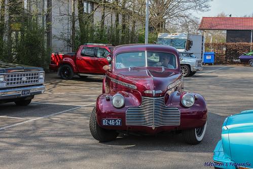 1940 Chevrolet Special de Luxe Coupé - DZ-46-57