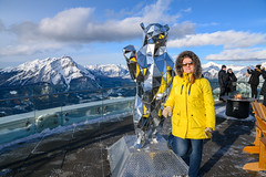 DSC_3076 (CEGPhotography) Tags: vacation travel canada banff mountains 2019 gondola banffgondola sulphurmountain banffnationalpark