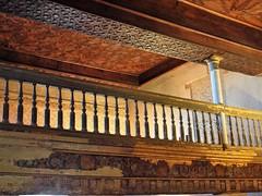 Alhambra Balcony (saxonfenken) Tags: 1125s 1125 balcony granada spain alhambra rails