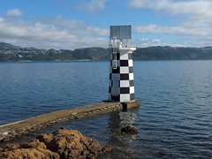 Point Halswell Lighthouse, Wellington, North Island, New Zealand (Karl Agre, M.D.) Tags: worldtrekker
