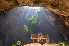 Phraya Nakhon Cave (Ralph Apeldoorn) Tags: cave khaosamroiyotnationalpark np nationalpark pavilion phrayanakhoncave samroiyot samroiyotnationalpark temple changwatprachuapkhirikhan thailand th