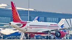 Air India Airbus A320NEO VT-EXG Bangalore (BLR/VOBL) (Aiel) Tags: airindia airbus a320 a320neo vtexg bangalore bengaluru canon60d tamron70300vc