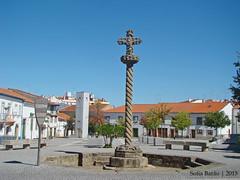 Cruzeiro de São João, Castelo Branco (Sofia Barão) Tags: castelo branco beira baixa portugal