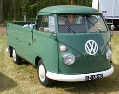 "BE-59-20 Volkswagen Transporter enkelcabine 1966 • <a style=""font-size:0.8em;"" href=""http://www.flickr.com/photos/33170035@N02/32104069127/"" target=""_blank"">View on Flickr</a>"