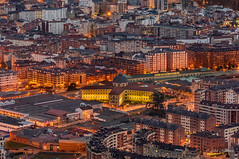 Oviedo (aberu1963) Tags: nikonistasphotography largaexposición nocturna nikonistasspain nikon bfp blending luces nikonistasespaña nikonistasasturias naraco oviedo noche d810 catedral nikonistas asturias españa es