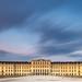 Schloss Schönbrunn an einem kalten Wintertag | Castle of Schönbrunn During a Cold Day In The Winter