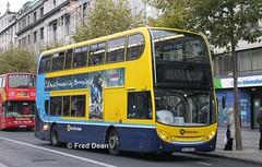 Dublin Bus EV74 (08D30074). (Fred Dean Jnr) Tags: dublinbusyellowbluelivery dublinbus htown volvo b9tl alexander dennis enviro400 ev74 08d30074 oconnellstreetdublin november2013 busathacliath