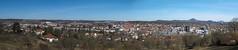 Panorama Göppingen (to.wi) Tags: göppingen panorama hohenstaufen kreis stauferkreis schwäbischealb schuler schulertower ksk rechberg rechberghausen