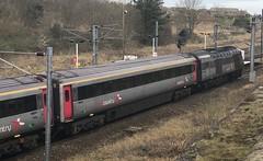 Cross Country Trains 43378 (08/03/2019) (CYule Buses) Tags: crosscountrytrains eastcoastmainline highspeedtrain hst class43 43378