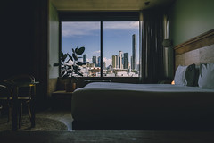 City View Room (Leighton Wallis) Tags: sony alpha a7r mirrorless ilce7r 1635mm f40 emount 55mm f18 thecalile brisbane qld queensland australia hotel