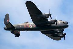 PA474 (Andras Regos) Tags: aviation aircraft plane fly airport fab eglf farnborough spotter spotting fia fia2018 airshow flying display avro lancaster