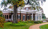 """Monticello,"" Thomas Jefferson's Plantation Home (lhboudreau) Tags: monticello thomasjefferson home plantation charlottesville virginia building architecture outdoor outdoors tree grass lawn column columns neoclassical piedmont palladio mainhouse house plantationhouse villa"