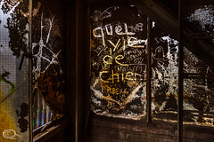 Quel vie de Chiens (cekuphoto) Tags: eschsuralzette luxembourg abandoned architecture building d750 decay derelict desolated forsaken heavy history industrial industry iron memory mine nikon old past time