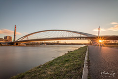 IMG_0017 (FotoZigo.cz) Tags: canon 6d tamron 1735 canon6d prague praguearchitecture bridge bridges troja trojsky most praha fotozigo photography architecture longexposure