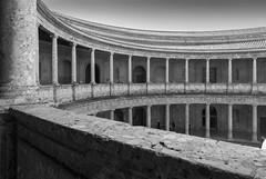 Palacio Carlos V (Granada) (U2iano) Tags: palacio palace carlos v granada españa spain andalucia arquitectura