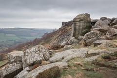 20190321-_MG_0254 (Elliot Sampford) Tags: curbar curbaredge curbargap derbyshire derwentvalley landscape nationalpark peakdistrict boulders escarpement rocks