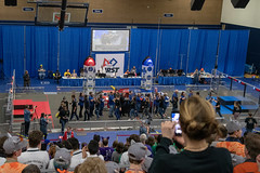 GlacierPeak2019FRC2522_9 (Pam Brisse) Tags: frc frc2522 royalrobotics glacierpeak pnwrobotics lhsrobotics 2522 robotics firstrobotics