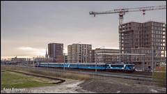 20190327 RailPromo Dinnertrain, Woerden (33240) (Koen Brouwer) Tags: dinnertrain railpromo woerden trein train zug station gare bahnhof maart 2019 33240 rijtuigen locomotief rfs 101001 101002