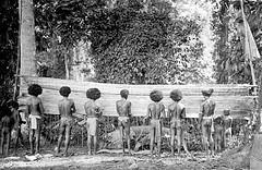 """Lagu Gereja Pertama di Papua """"Kofyafer Nanggi beri""""  Meskipun lagu ini salah diterjemahkan ke Biak (Numfor) oleh Carl W. Ottow pada bulan Januari 1858, lagu ini sangat dihargai oleh Gereja awal di Mansinam dan selalu dinyanyikan dalam setiap ibadah hari M (taboap) Tags: perintis tokohagama negarawestpapua papoea agama jendelapapua peradaban mitos papuaculture papua penginjilan papuaku melanesia papuaboys histori mansinam ottogeisler"""