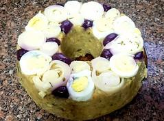 #040419 #jantar #cuscus de sardinha #dinner #fish cake (i cook my meals daily) Tags: jantar cuscus fish 040419 dinner