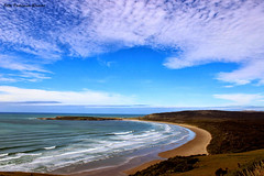 New Zealand, South Island, south coast (Patricia Buddelflink) Tags: trave new zealand landscape nature ocean beach