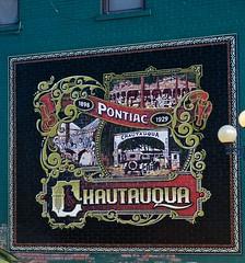 Chautauqua Mural, Pontiac, IL (Robby Virus) Tags: pontiac illinois il chautauqua mural street art david susie butler dan sawatzky 1898 1929