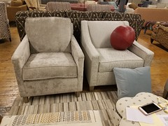 Accent Chairs (Brian's Furniture) Tags: norwalk furniture market 2019 spring brians westlake ohio 44145 westside cleveland premarket high quality american made lifetime warranty springs frame cushion core unlimited choices options customizable rocky river bay village upholstered built order locally shop local usa