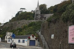 Hillside Church (lazy south's travels) Tags: cobh countycork ireland irish europe european building architecture church christian town hillside seaside