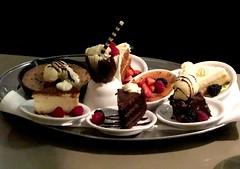 Dessert (sarahstierch) Tags: fishhopper monterey california dining food eating dessert