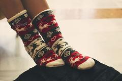 Sus calcetines (Panthea616) Tags: 52semanas calcetines socks