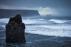 Forbidden (Matt Thalman - Valley Man Photography) Tags: iceland reynisdrangar reynisfjall reynisfjarabeach southernregion vik vík víkímýrdal alarm anxiety apprehension apprehensiveness cheerless cloudy coast coastline cold comfortless dark depressing dim dingy dismal disquiet disquietude drab dread dreary fear fearfulness foreboding frowzy funereal gloomy gray illlit inquietude joyless leaden misgiving moody murky overcast perturbation poorlylit rock rocks seashore shadowy shore shoreline somber stone sunless suspicion trepidation unease uneasiness uninviting unwelcoming warning water wave waves worry
