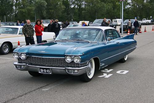 Cadillac Coupé DeVille 1960 (6460)