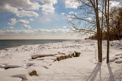 (SONICGREGU) Tags: january waterfront mississauga canada ontario park snow winter