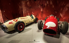 The world's oldest private collection of classic motor cars (www.ownwayphotography.com) Tags: car auto classic oldtimer old timer retro vintage ferrari red sigma sigma1020 nikon nikond5500 d5500 louwman den haag holland museum automobile