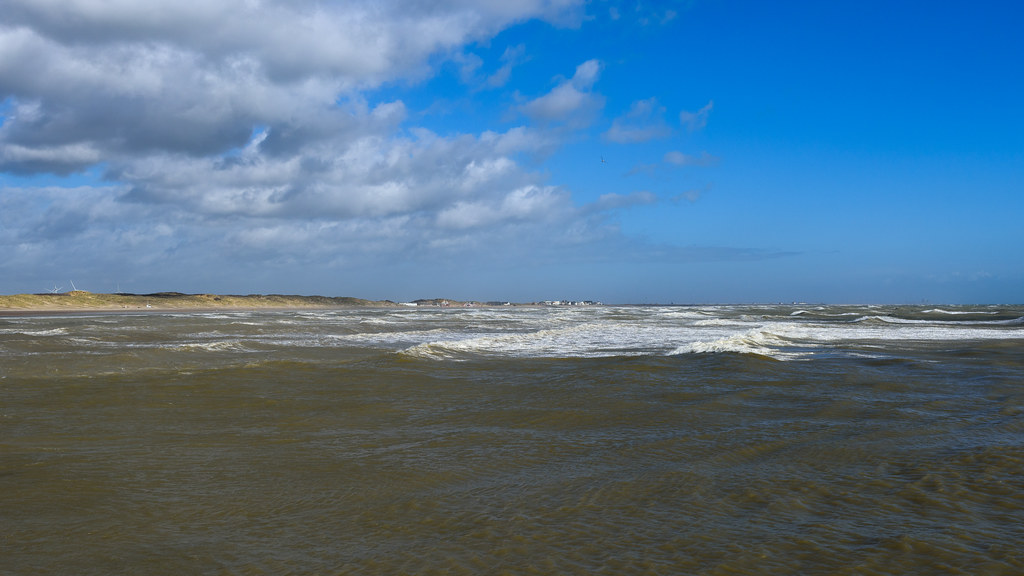 Stormy Seas on Camber Sands