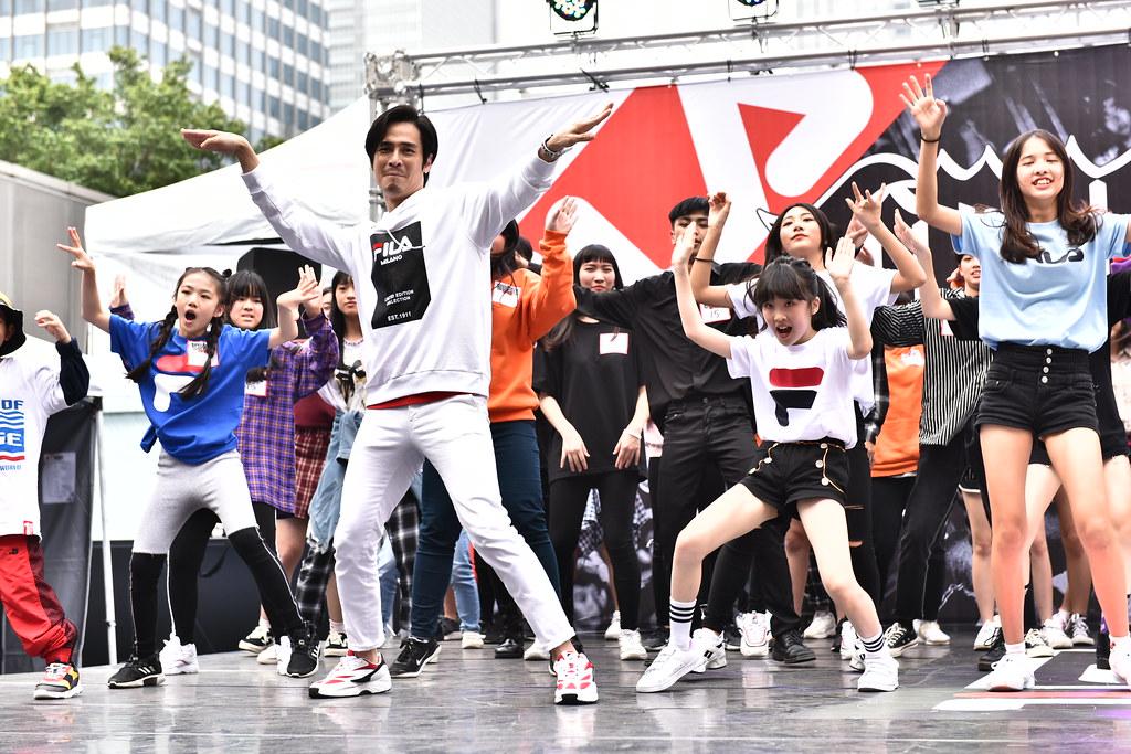 2019 HERO 4 WHO國際街舞大賽邀請主持、戲劇表現皆相當亮眼的Gino共同擔任嘉賓以及客座評審_2