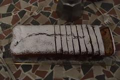 Kanarischer Bananenkuchen (multipel_bleiben) Tags: essen zugastbeifreunden kuchen banane spanisch