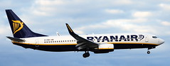 Boeing 737-8AS EI-ENK (707-348C) Tags: dublinairport dublin eidw passenger airliner jetliner boeing737 boeing ryanair b738 ireland ryr 2011 dub eienk