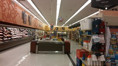 Extended Aisles (Retail Retell) Tags: batesville ms kroger panola county retail 2012 bountiful décor formerly wannabe neon former food world
